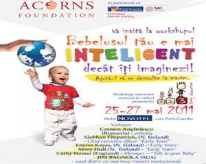 Fundatia Acorns sprijina educatia din cresele si gradinitele de stat