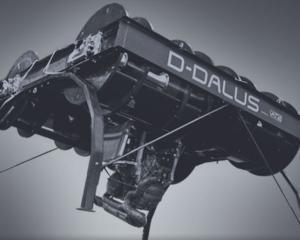 Paris Air Show: O firma din Austria a prezentat un aparat de zbor revolutionar, fara aripi