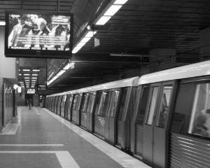 Calatoria cu metroul, platita prin SMS
