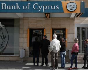 Directorul executiv al Bank of Cyprus a fost concediat