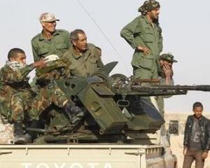 Conflict diplomatic intre Libia si Tunisia, din cauza razboiului civil care trece granita