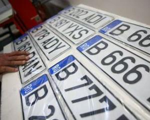 Inmatricularile de autoturisme noi in Romania au scazut cu 12% la cinci luni