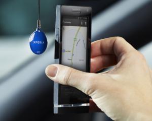 Xperia sola, telefonul care permite navigarea pe internet fara atingerea ecranului