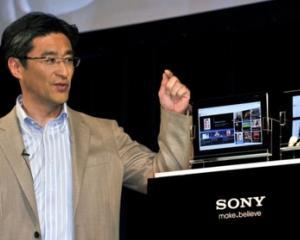 Sony Mobile Communications are un nou presedinte si director executiv