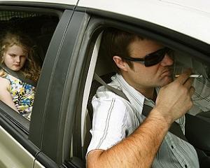 Tu fumezi in masina?