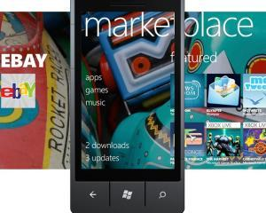 Windows Phone 7 Marketplace a depasit pragul de 10.000 de aplicatii