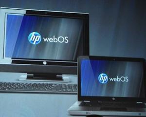 Incepand cu 2012 fiecare computer HP va veni cu doua sisteme de operare: Windows si WebOS