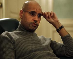 Interviul lui Christiane Amanpour cu Saif Gadhafi, dupa trecerea rezolutiei ONU privind zona de excludere aeriana din Libia