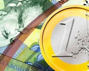 Caderea Guvernului Ungureanu pune presiune pe leu. Vom vedea un curs de 4,5 lei/euro?