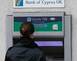 Datele referitoare la extinderea Bank of Cyprus in Romania au fost distruse