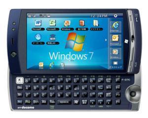 Fujitsu a lansat un telefon cu Windows Phone 7. Scuze, cu Windows 7