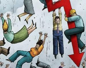 Societe Generale: Zona Euro intra in recesiune anul viitor