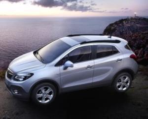 Opel va construi urmatoarea generatie a modelului MOKKA in Europa