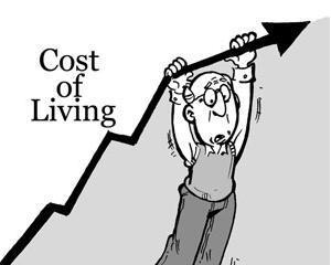 Discrepanta mare intre Bucuresti si celelalte orase la costul vietii si puterea de cumparare