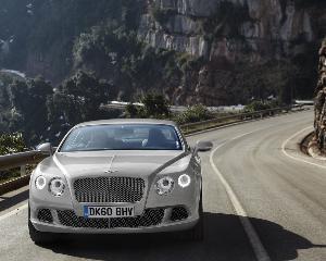 Noul Bentley Continental GT si-a gasit deja nasul in Romania, pentru aproape 140.000 de euro