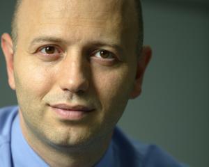 Radu Georgescu incepe sa tina al doilea jurnal de antreprenor in licee