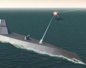 Visul US Navy, naruit de Senat: Fara laser de distrus rachete
