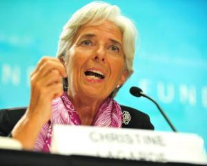 FMI: Economia globala se confrunta cu o criza asemanatoare celei din anii '30