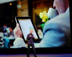 iPad, adus in Romania de Orange