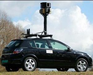 Franta: Google a incasat o amenda de 100.000 de euro pentru colectarea de date personale prin Street View