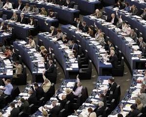 Oficialii Parlamentului European demareaza