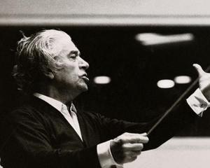 Haz de necaz de Sergiu Celibidache se canta, in premiera absoluta, la Ateneul Roman