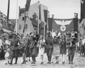 42% din austrieci cred ca viata sub nazisti