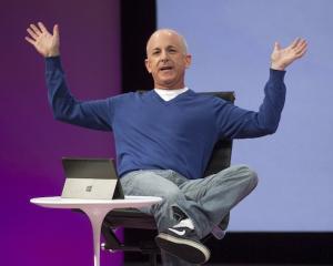 Microsoft pierde miliarde dupa plecarea lui Sinofsky