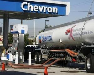 Profitul Chevron a crescut cu 36% in primul trimestru