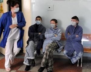 A crescut cu 16,8% numarul infectiilor respiratorii