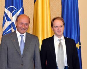 Martin Harris, ambasadorul Marii Britanii la Bucuresti: Romania si Marea Britanie vor reduce reglementarile financiare pentru afaceri