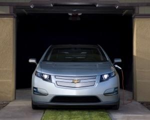 Chevrolet Volt va fi disponibil in Europa incepand cu 3 noiembrie