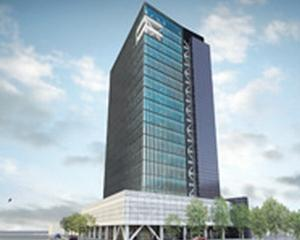 Tranzactie imobiliara de proportii: Volksbank inchiriaza 8.000 mp in Nusco Tower