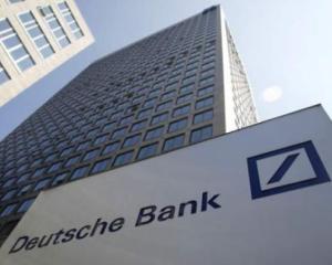 Germania: Deutsche Bank risca amenzi de miliarde de euro pentru manipularea Euribor