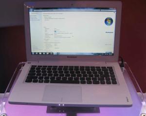 Lenovo lanseaza doua noi ultrabook-uri in Romania