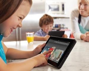 Studiu: Doar 50% dintre utilizatori de tableta Kindle Fire sunt foarte multumiti de produs