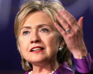 Hillary Clinton: Sunt ingrijorata de democratia din Romania