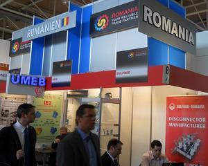 10 companii romanesti au participat, in premiera, la targul international Energetika