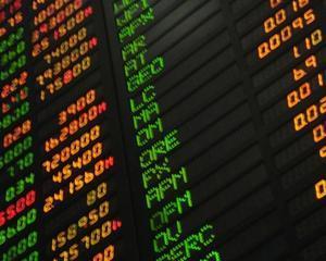 Actiunile scad dupa ce anunti ca ai pierdut 544 de milioane de euro