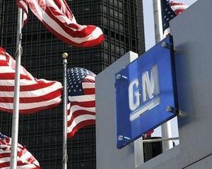 General Motors a revenit pe prima pozitie in topul celor mai mari producatori auto mondiali