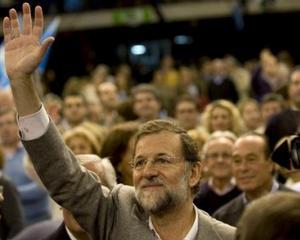 Mariano Rajoy este noul premier spaniol