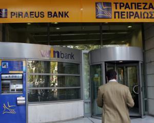 Comisia Europeana a aprobat un ajutor de stat de 380 mil. euro pentru Piraeus Bank