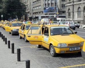 Calatoria cu taxiul va fi mai scumpa