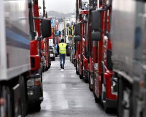 Transportatorii vor rovinieta mai ieftina