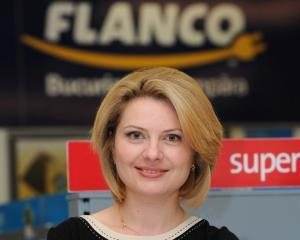 Violeta Luca este noul director executiv al Flanco