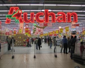 Auchan a cumparat sapte hipermarketuri Cora din Ungaria