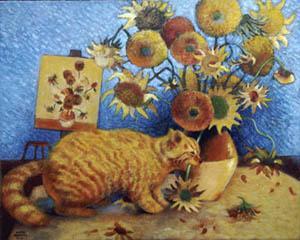 Van Gogh, captiv al propriului univers psihic
