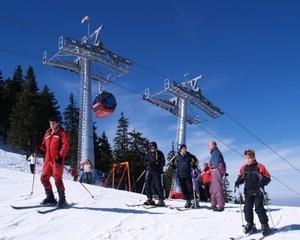 Statiunile montane s-au umplut: 154.000 de turisti de weekend