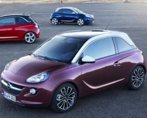 Opel Adam, mai ieftin decat rivalul sau, Fiat 500