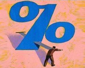 BNR a redus dobanda de politica monetara cu 0,25%, pana la 5,5%